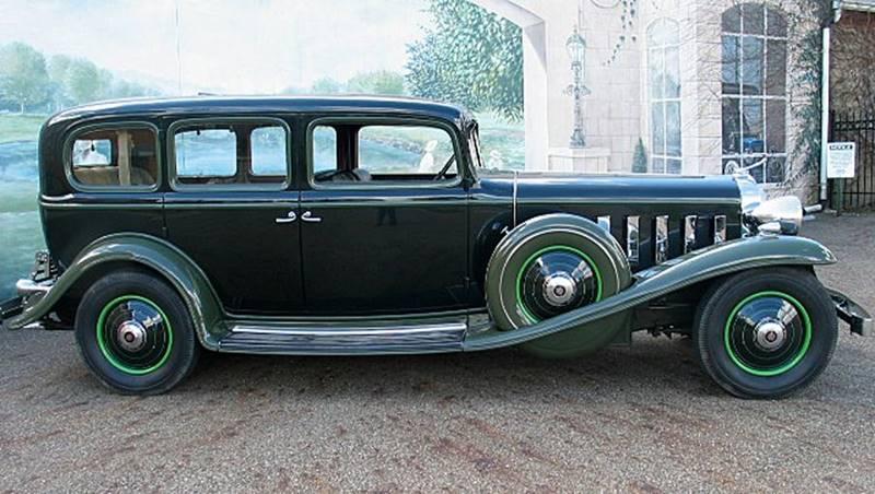 1932 Cadillac V16 4
