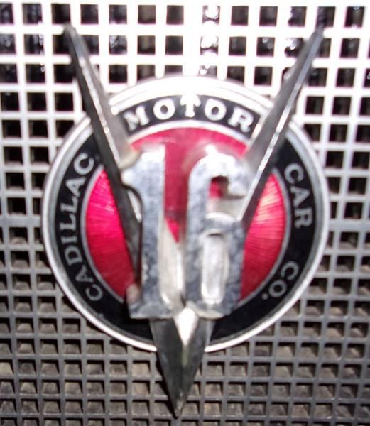 1932 Cadillac V16 5