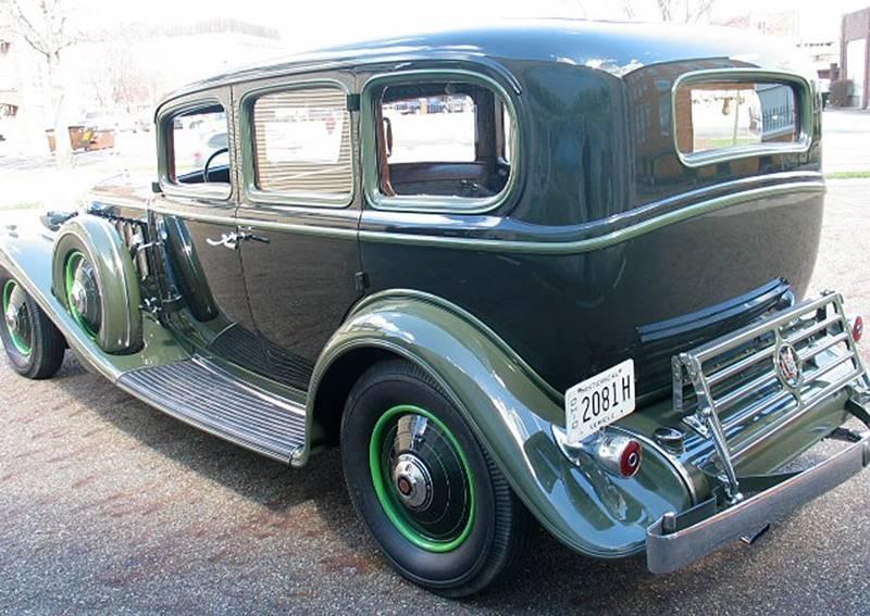1932 Cadillac V16 7