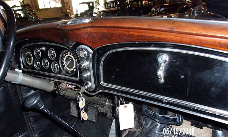 1932 Cadillac V16 13