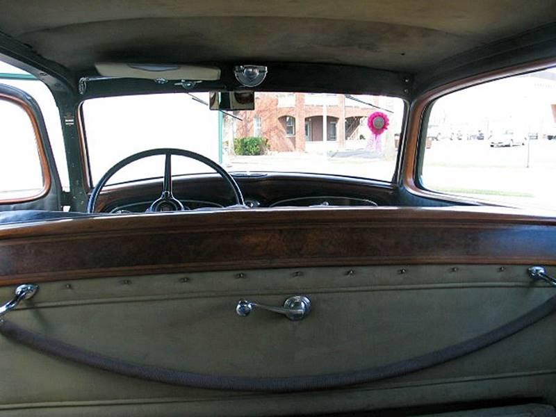 1932 Cadillac V16 14