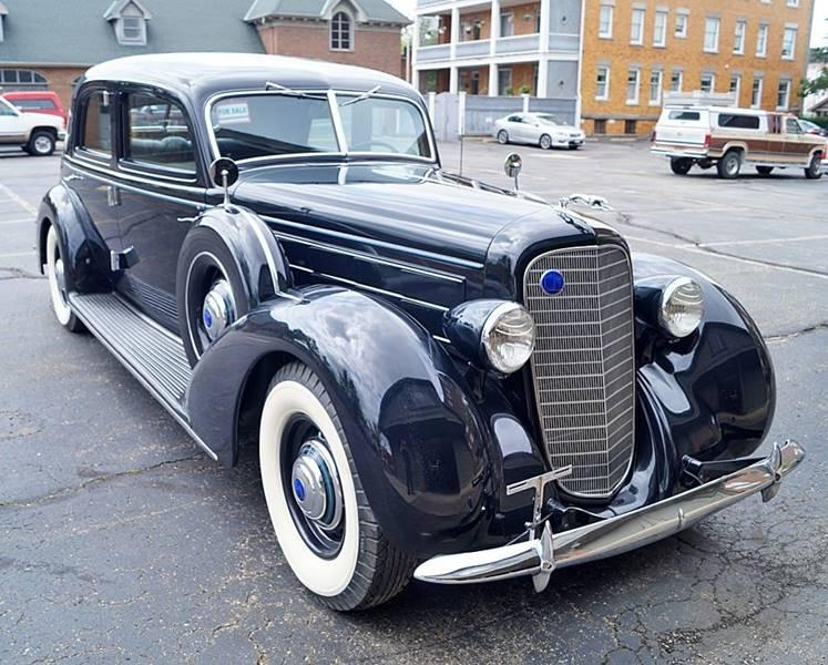 1936 LIncoln K 1