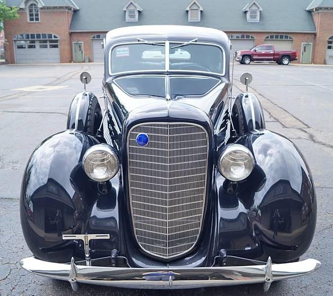 1936 LIncoln K 2