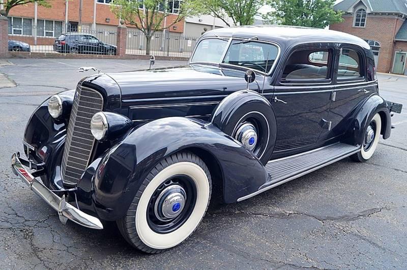 1936 LIncoln K 3