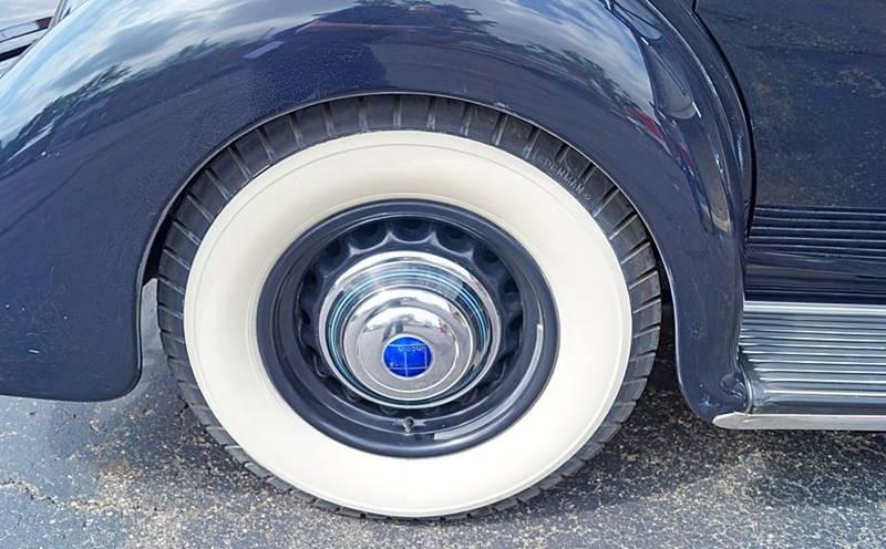1936 LIncoln K 4
