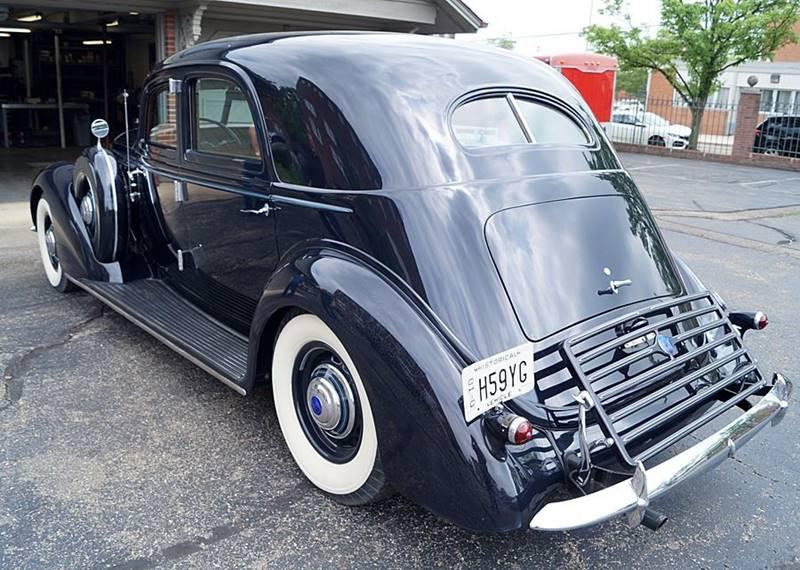 1936 LIncoln K 5