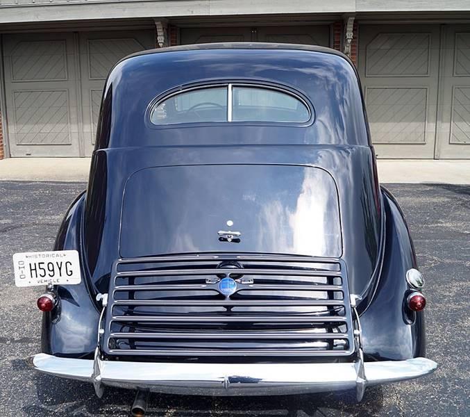 1936 LIncoln K 6