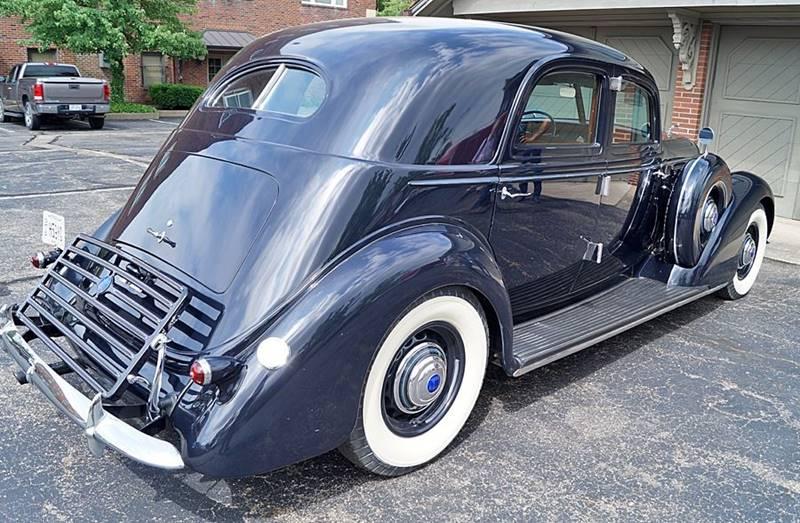1936 LIncoln K 7