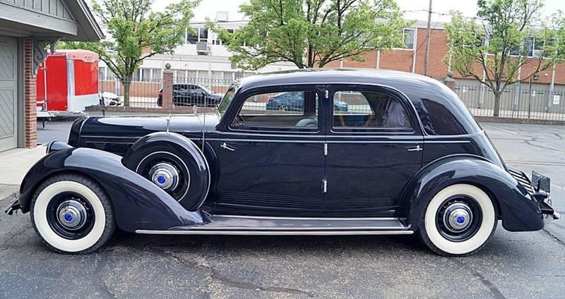 1936 LIncoln K 8