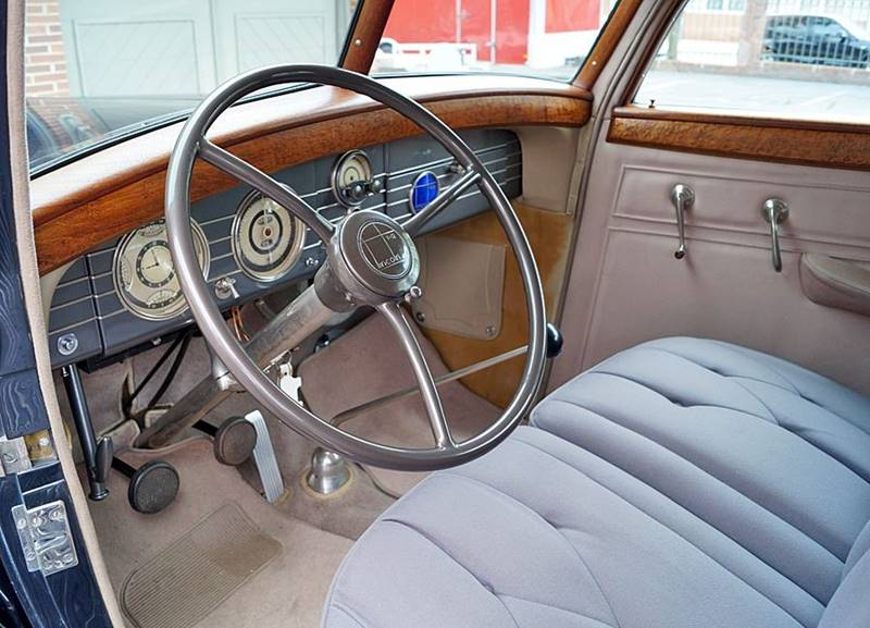 1936 LIncoln K 10