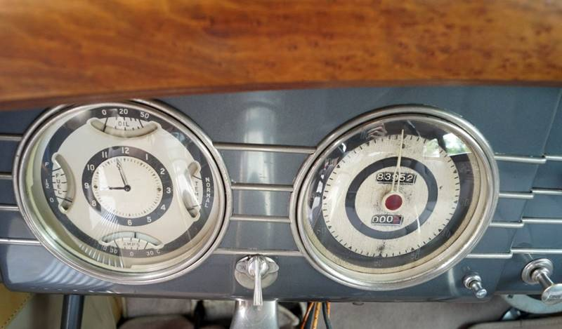 1936 LIncoln K 12