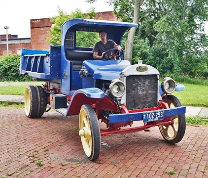 Used Trucks For Sale In Ohio >> 1928 Mack Ab For Sale In Canton Oh