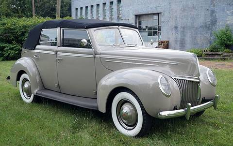 1939 Ford Deluxe for sale in Canton, OH