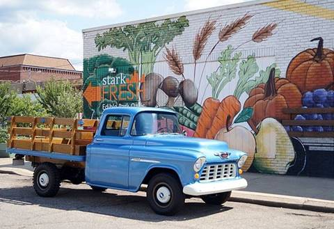 1955 Chevrolet 3100 for sale in Canton, OH