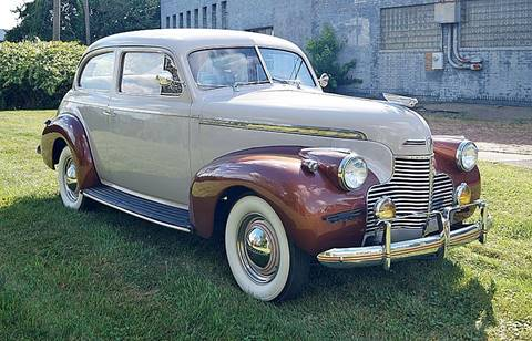 1940 Chevrolet Master Deluxe for sale in Canton, OH
