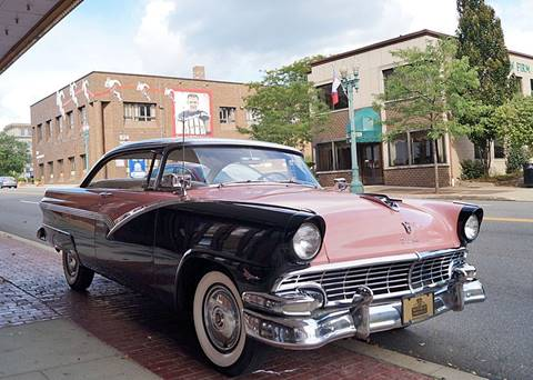 1956 Ford Fairlane for sale in Canton, OH