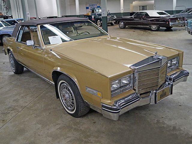 1985 Cadillac Eldorado 1