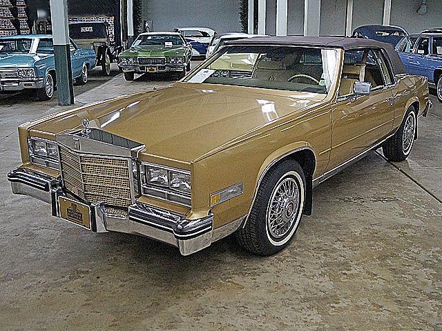 1985 Cadillac Eldorado 2