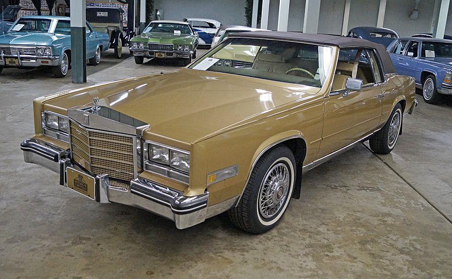 1985 Cadillac Eldorado 4