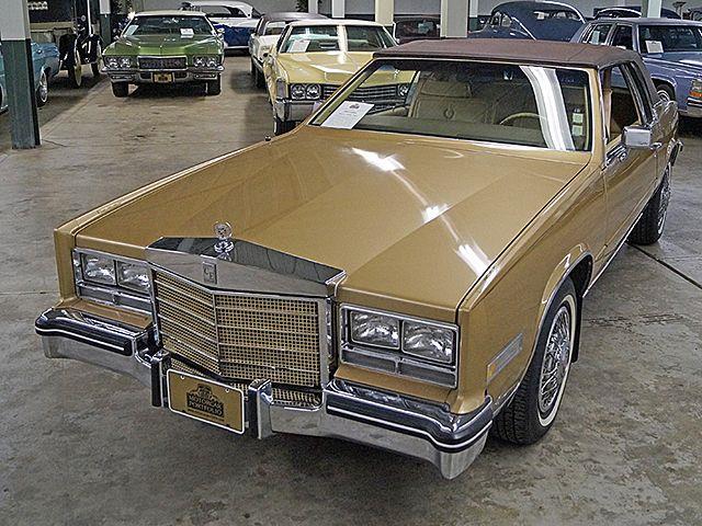 1985 Cadillac Eldorado 5