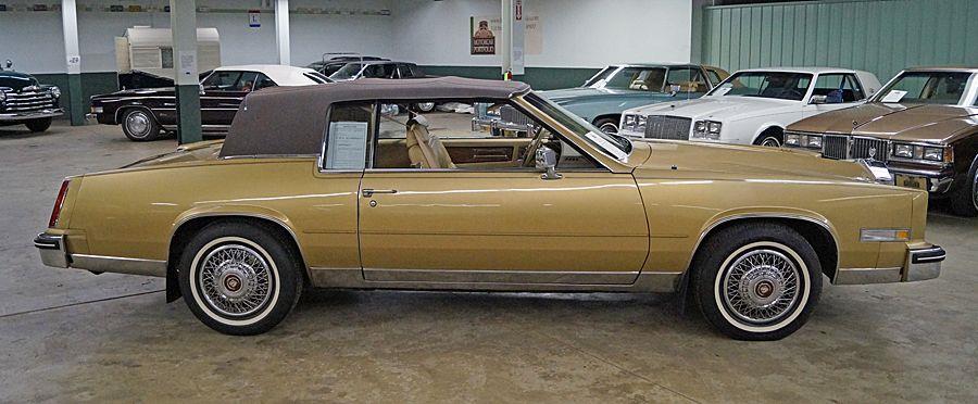 1985 Cadillac Eldorado 6
