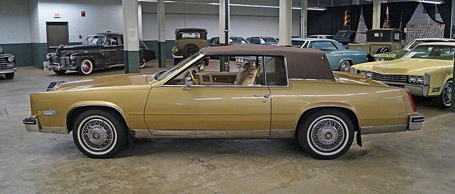 1985 Cadillac Eldorado 7