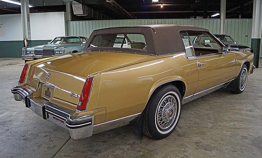 1985 Cadillac Eldorado 8