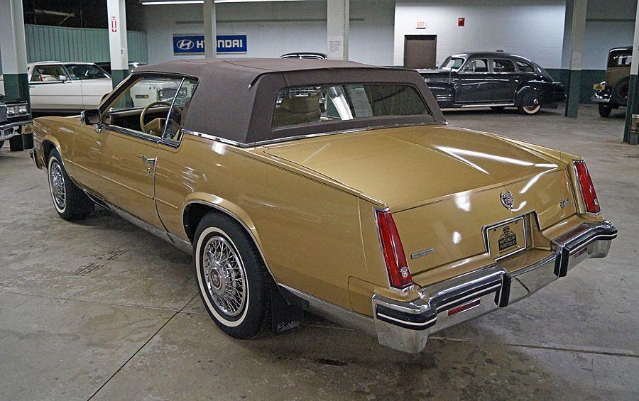 1985 Cadillac Eldorado 9