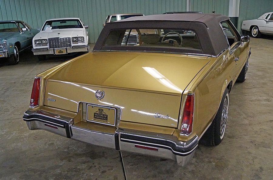 1985 Cadillac Eldorado 10
