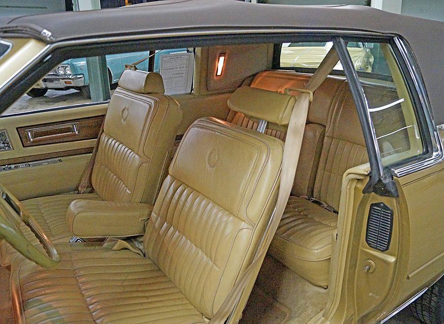 1985 Cadillac Eldorado 16