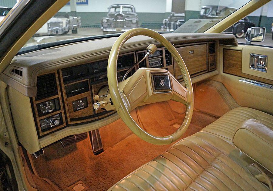 1985 Cadillac Eldorado 17
