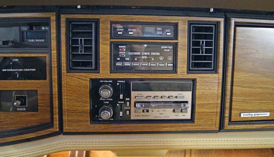 1985 Cadillac Eldorado 18