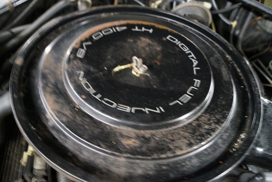 1985 Cadillac Eldorado 21