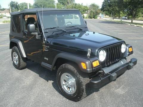 2006 Jeep Wrangler for sale in Skokie, IL