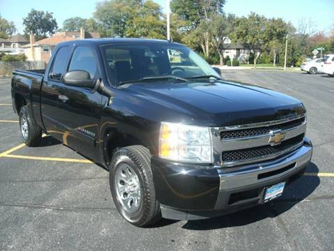 2010 Chevrolet Silverado 1500 for sale in Skokie, IL