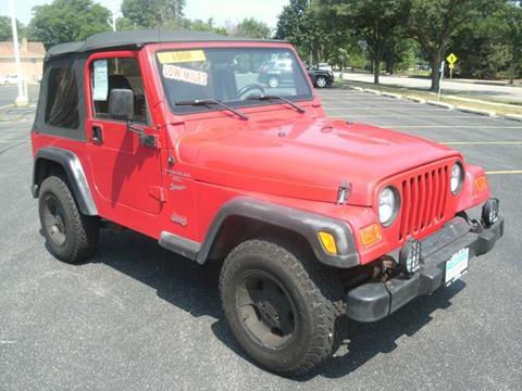2000 Jeep Wrangler for sale in Skokie, IL