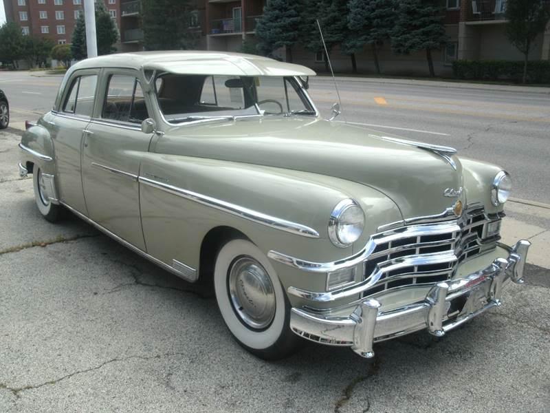 1949 Chrysler New Yorker for sale in Skokie, IL