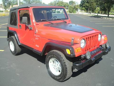2000 Jeep Wrangler for sale in Skokie, IL