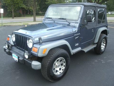 2002 Jeep Wrangler for sale in Skokie, IL