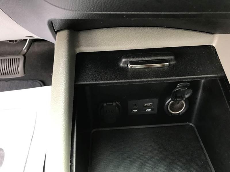 2016 Kia Forte LX 4dr Sedan 6A - Muscle Shoals AL