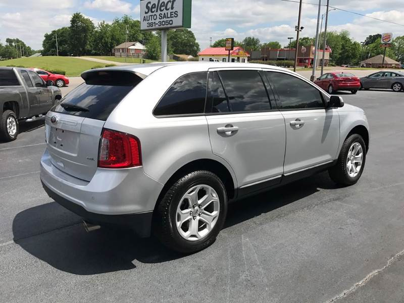 2013 Ford Edge SEL 4dr SUV - Muscle Shoals AL