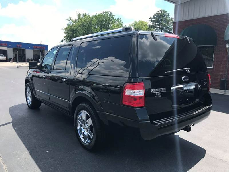 2010 Ford Expedition EL 4x2 Limited 4dr SUV - Muscle Shoals AL