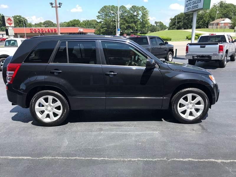 2012 Suzuki Grand Vitara Limited 4dr SUV - Muscle Shoals AL