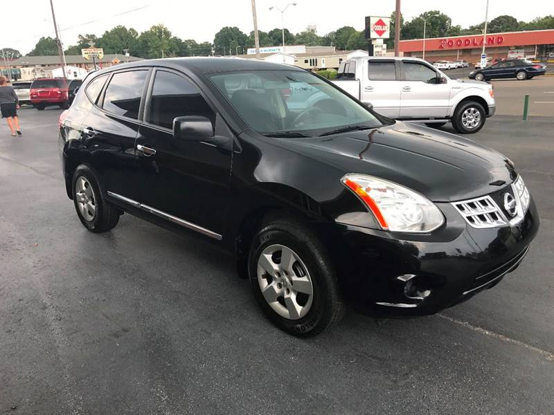 2013 Nissan Rogue S 4dr Crossover - Muscle Shoals AL
