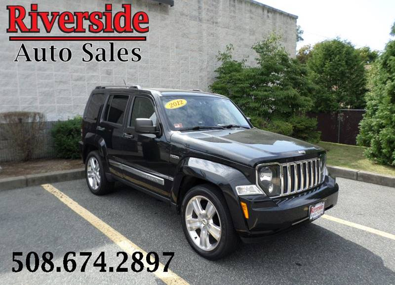 2012 Jeep Liberty 4x4 Jet Edition 4dr SUV   Somerset MA