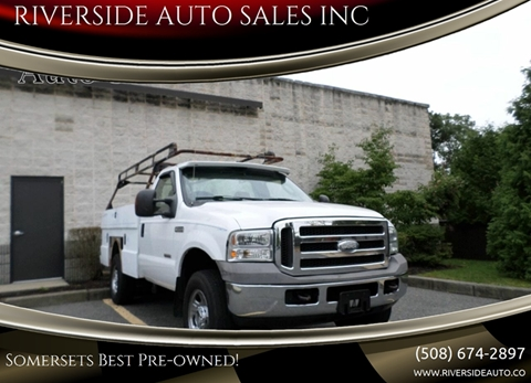 2005 Ford F-350 for sale in Somerset, MA