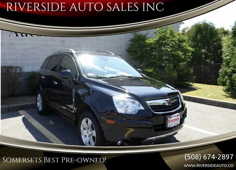 2009 Saturn Vue for sale in Somerset, MA