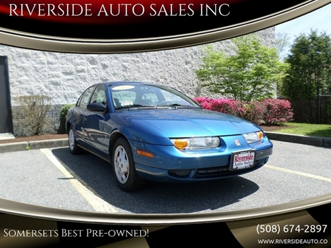 2002 Saturn S-Series for sale in Somerset, MA