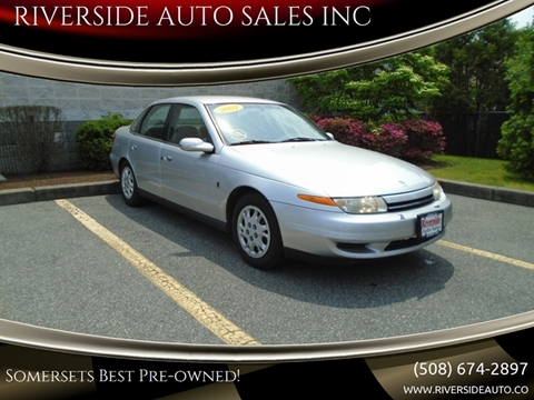 2002 Saturn L-Series for sale in Somerset, MA