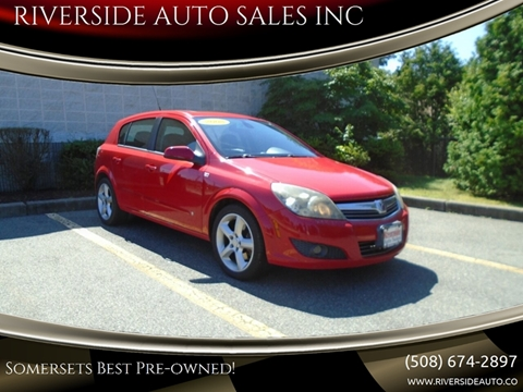 2008 Saturn Astra for sale in Somerset, MA